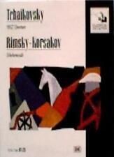 Tchaikovsky 1812 overture / Rimsky-Korsakov Scheherazade By Berlin Festival Orc