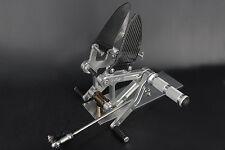 Honda CB400RR NC29 CNC paso kit con talón de carbono protectores