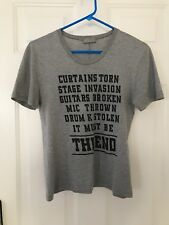 """Dior Homme T-Shirt """"The End"""" AW05 sz. small (fits xs)"""