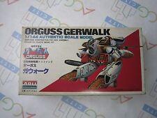 Orguss 1/144 Scale Orguss Gerwalk Form Model Kit Macross Robotech Japan ARII