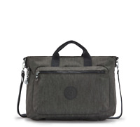Kipling Medium Handbag MIHO M Shoulder Bag in BLACK PEPPERY Fall 2020  RRP £122