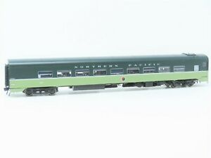 HO Scale Rapido NP Northern Pacific 64-Seat Coach Passenger Car #580