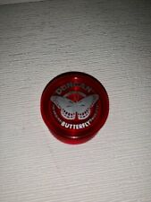 Vintage Duncan Butterfly Red YOYO World's #1