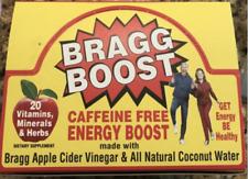 Bragg Boost, Energy, Apple Cider Vinegar - 2 oz - Pack Of 12