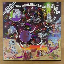 Vintage 1977 Star Wars The Adventures of R2D2 Game BOARD only Retro 70's