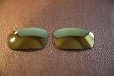 PolarLenz POLARIZED 24k Gold Replacement Lens for-Oakley Monster Pup Sunglasses