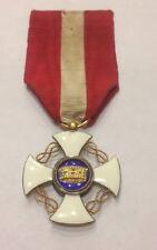 Croce da Cavaliere dell'Ordine della Corona d'Italia