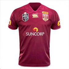 QLD State of Origin  Maroons 2015 Men's Rugby Jersey Size XL