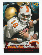 Peyton Manning Rookie Card - 1998 Press Pass '98 #1 - Near Mint!