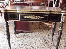 Tavolino da gioco Napoleone III Secondo impero