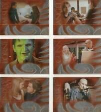 Angel Season 5 Inkworks SET OF 6 LAST DAYS CARDS