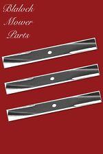 """6208 (LOT of 3) Kubota 76500-34330 Blades  48"""" CUT Models  RC62,72 & 82"""