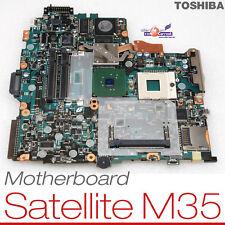 Scheda madre notebook Toshiba Satellite m35 s456 p000422840 Board scheda madre 026