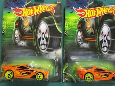 Hot Wheels 2017 HAPPY HALLOWEEN Scorcher (5 of 8) Lot of 2 exclusive cars