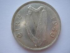 Ireland 1940 silver Halfcrown GVF