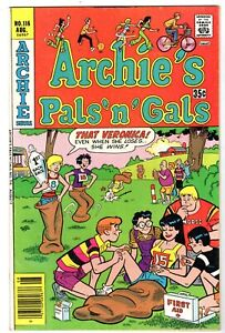 Archie's Pals 'n' Gals #116, Very Fine - Near Mint Condition