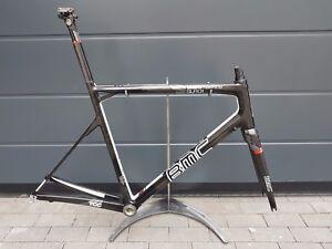 Incredible light frameset BMC SLR01 Carbon + seatpost ! 57 size !