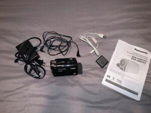Panasonic SDR-H80P 60 GB Camcorder - Black SDRH80P