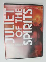Juliet of the Spirits - Federico Fellin DVD, 2002 Disc 1 Criterion Collection