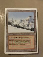 Taiga Dual Land Revised Reserve Mtg Magic The Gathering