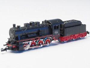 Z-scale Marklin GERMAN DRG Steam Locomotive Class 55, with lights