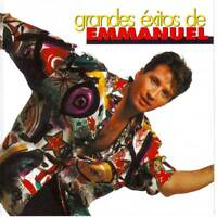 Grandes Exitos - Emmanuel CD Sealed ! New !