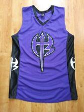Jeff Hardy 2004 WWE Authentic Signed Hardy Boyz 2Extreme Jersey Auto belt Rare
