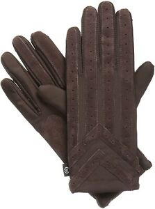 Isotoner Signature Men's Gloves, Spandex Stretch with Warm Knit Lining - A24028