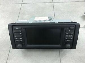 BMW E38 E39 5 Series Board Monitor 16:9 Widescreen TV Navi Black 6928389