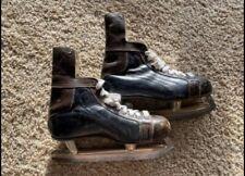 Vintage Norcon Nhl Approved Hockey Skates
