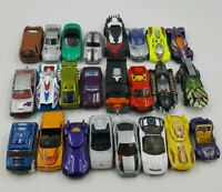 24 Hot Wheels Die Cast Large Assorted Car Vehicle Truck Cars Lot H7
