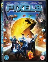 Pixels DVD Nuovo DVD (CDR95721)