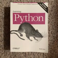 Learning Python, 5th Edition - Paperback By Lutz, Mark - VERY GOOD