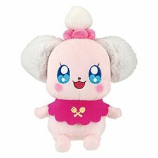 Kira Kira Precure A La Mode Itadakimasu Pekorin Talking Plush Doll with tracking