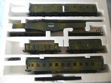 Lima-Märklin L189705 AC Militärzug Leopold Doppellok V188 analog HO Wechselstrom