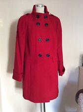 Marks and Spencer Women's Knee Length Outdoor Button Coats & Jackets