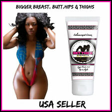 """100ML tube USA """"GET THICK"""" FAST BREAST, THIGHS, BUTT, HIPS Enhancement CREAM"""