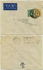 More details for 2nd experimental flight croydon australia 1931 gb parcel postmark