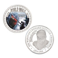 WR 1945 Germany Berlin Soviet World War II Memorial Silver Collectors Coin