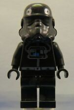 LEGO Star Wars TIE Interceptor Pilot sw035b Minifigure 6206 7659 Episode 4/5/6
