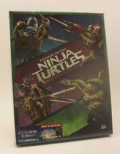 STEELBOOK Blufans Teenage Mutant Ninja Turtles New Region Free 3D