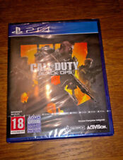 Call Of Duty Black Ops 4 VF 1er édition [Complet] Ps4 Neuf
