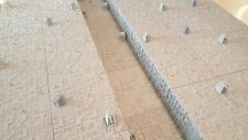 """Death Star Trench Run Terrain for X-Wing Miniatures 30""""x35"""" play surface"""