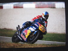 Photo Red Bull Yamaha WCM YZR500 2002 #21 John Hopkins (USA) Dutch TT Assen #1