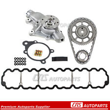 Timing Chain Water Pump Valve Cover Gasket For 96-98 JEEP Cherokee Wrangler 4.0