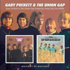 GARY PUCKETT - YOUNG GIRL/INCREDIBLE  CD NEU