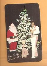 Elvis Presley RCA Pocket Calendar for 1978 - Season's Greetings - EX