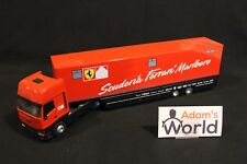 Marlboro Ferrari Formula 1 Racing Team Iveco Team Truck 1:43 (MM1)