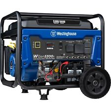 Westinghouse WGen5300s Storm Portable Generator with Electric Start