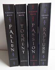 *EXCELLENT* - FALLEN Book Series - Lauren Kate - Good Condition -  Young Adult